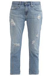 Ag Adriano Goldschmied Relaxed Fit Jeans Light Blue