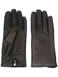 Calvin Klein Lined Leather Gloves 60