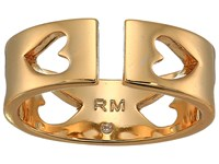 Rebecca Minkoff Heart Cut Out Ring Gold Ring