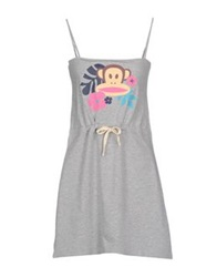 Paul Frank Short Dresses Light Green