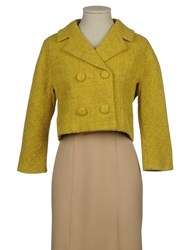 Alice San Diego Suits And Jackets Blazers Women Acid Green