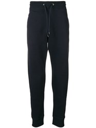 Paul Smith Ps By Drawstring Track Pants Blue