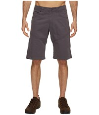 Arc'teryx Bastion Long Janus Men's Shorts Brown