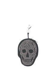 Alexander Mcqueen Skull Coin Purse Black