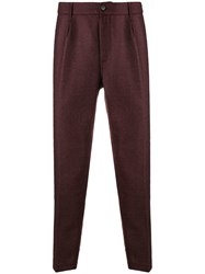 Haikure High Waist Tailored Trousers