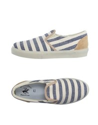 Beverly Hills Polo Club Footwear Low Tops And Trainers Men Ivory