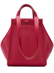 Max Mara Reversible Cindy Tote Red