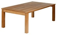 Barlow Tyrie Apex Teak Dinning Table