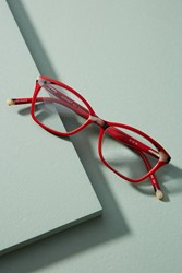 Eyebobs Touche Reading Glasses Red Motif