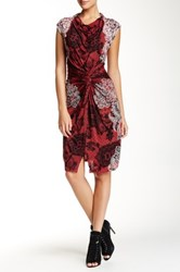 Desigual Gathered Dress Multi