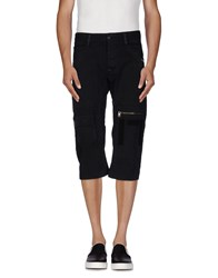 Dekker Trousers Bermuda Shorts Men Black