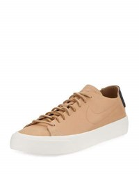 Nike Men's Blazer Studio Low Top Sneaker Tan