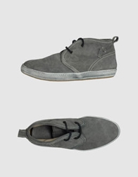 Cycle High Top Sneakers Grey