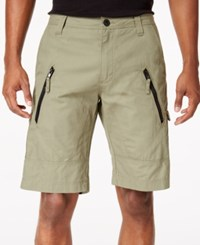 Inc International Concepts Men's 11 Cargo Shorts Created For Macy's Tarnished Stem
