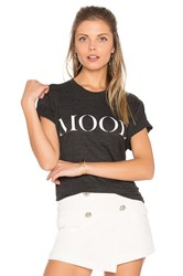 Private Party Mood Tee Black