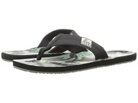 Reef Ht Prints Black Palm Dot Men's Sandals