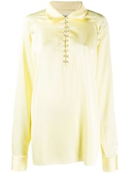 Jourden Windbreaker Blouse Yellow