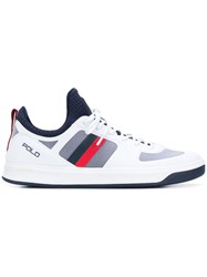 Polo Ralph Lauren Low Top Sneakers White