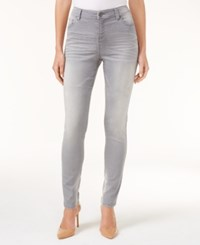 Inc International Concepts Skinny Jeans Only At Macy's Grey