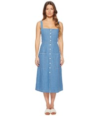 Levi's Premium R Made Crafted Sundress Light Neppy Chambray Blue