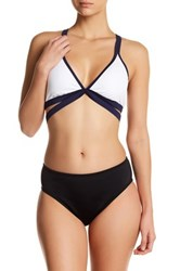 Nautica Signature High Waist Bottom Black