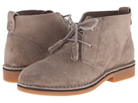 Hush Puppies Cyra Catelyn Taupe Suede Women's Lace Up Casual Shoes