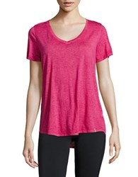 Marc New York Lightweight Performance Tee Atomic Pink