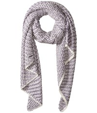 Prana Selena Scarf Purple Mountain Scarves