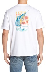 Tommy Bahama Men's Big And Tall Let's Play Hookie T Shirt