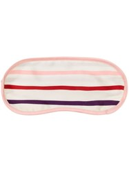Chinti And Parker Sleep Mask White