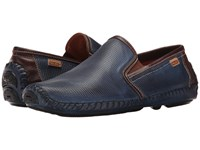 Pikolinos Jerez 09Z 3090 Nautic Olmo Men's Slip On Shoes Navy