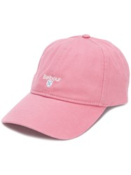 Barbour Cascade Sports Cap Pink And Purple