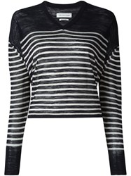 Isabel Marant A Toile 'Daphne' Sweater Blue