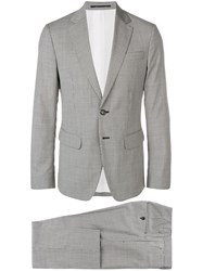 Dsquared2 Classic Two Piece Suit Grey