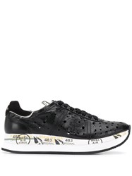 Premiata Conny Perforated Detail Sneakers 60