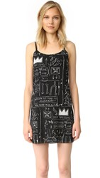 Alice Olivia Emmie Printed Slip Dress A Panel Of Experts
