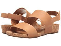 Easy Spirit Noal Natural Leather Women's Shoes Brown