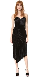 Preen Alexa Dress Black