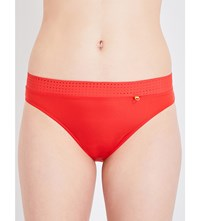 Elle Macpherson Body The High Rise Briefs High Risk Red