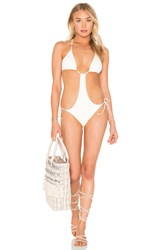 Clube Bossa Alikhani One Piece Beige