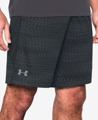 Under Armour Raid Jacquard Shorts Black