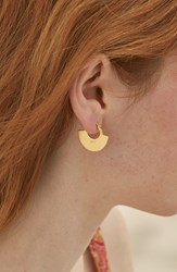 Women's A Peace Treaty 'Moora' Hoop Earrings