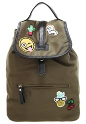 Pieces Pcdolly Rucksack Olive Green