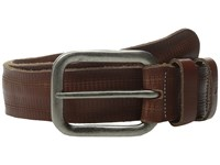 Bill Adler 1981 Stone Light Brown Men's Belts Tan
