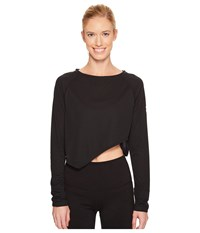 Spyder Ayr Long Sleeve Tee Black Women's T Shirt