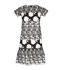 Giambattista Valli Guipure Lace Shift Dress Female Multi