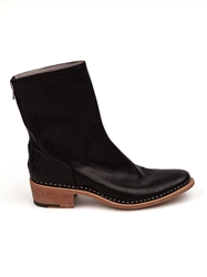 L'eclaireur Made By Low Heel Ankle Boots Black