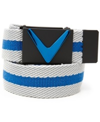 Callaway Cut To Fit Jacquard Webbed Belt