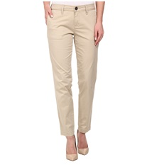 Kut From The Kloth Ankle Trousers Khaki Women's Casual Pants