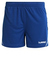 Hummel Authentic Charge Sports Shorts True Blue